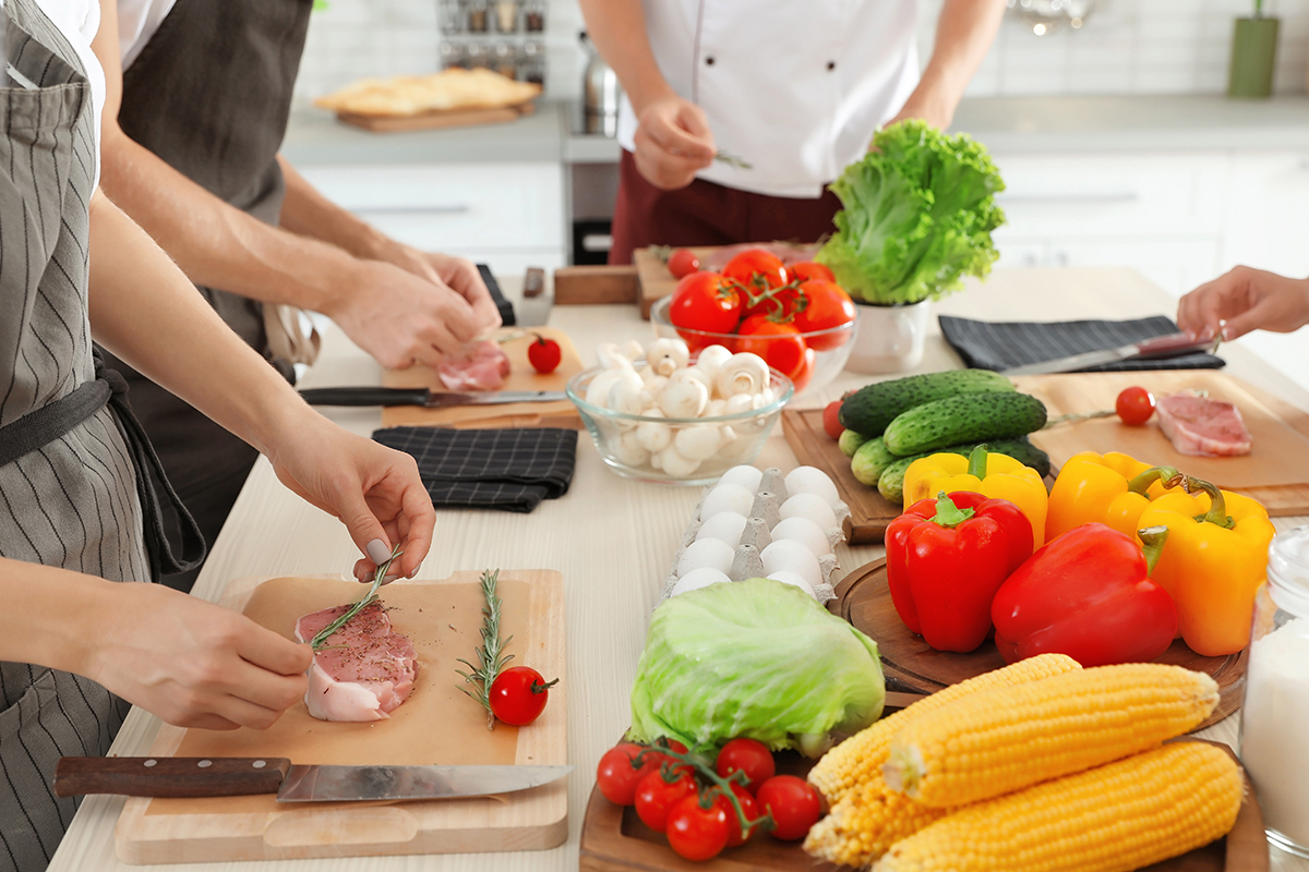 Eating Well Through Cancer Nutrition Class